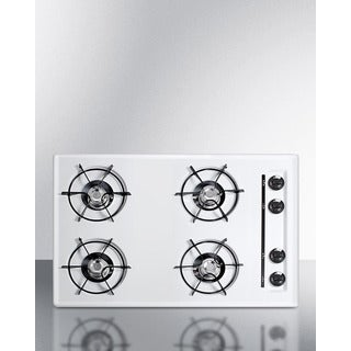 "WNL053 30"" Built-In Natural Gas Cooktop"