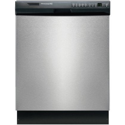 "Frigidaire FDB2410HIC 24"" Full Console Built-In Dishwashe..."