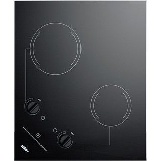 """CR2B121 22"""" Radiant Cooktop"""