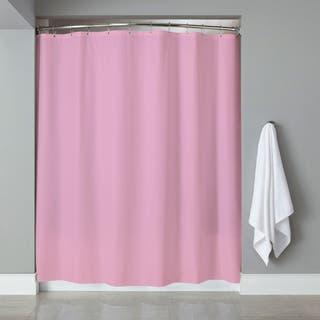 6 Gauge Deluxe Hotel Weight Vinyl Shower Curtain Liner 70x72