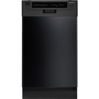 "FFBD1821MB 18"" Full Console Built-In Dishwasher"