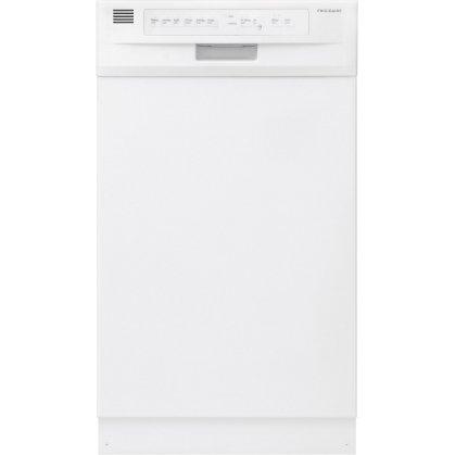 """Frigidaire FFBD1821MW 18"""" Full Console Built-In Dishwashe..."""