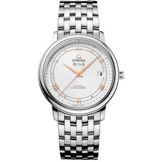 Omega Men's 42410372002002 De Ville Silver Watch