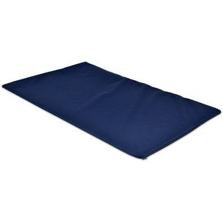 Precision Outback Log Cabin Lrge Navy Floor Pad