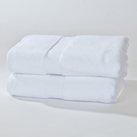 Homestead Textiles Bath Sheets (Set of 2)
