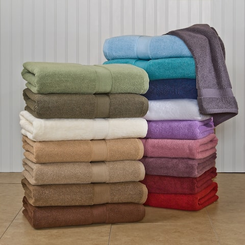 Buy Pink Bath Sheets Online at Overstock.com | Our Best Towels Deals