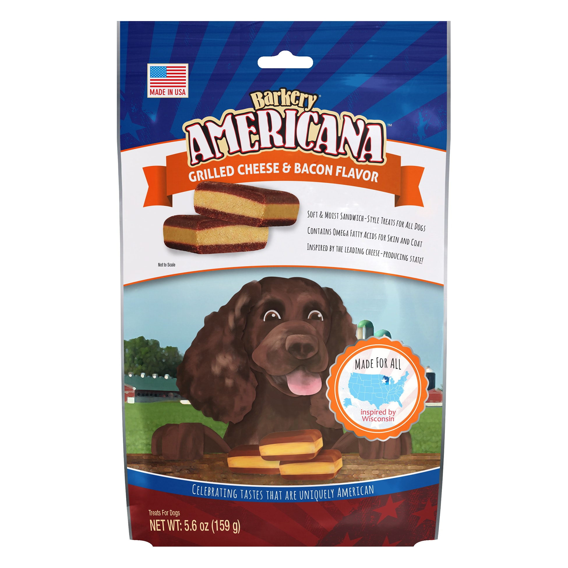 Sergeants Pet Care Barkery Grilled Cheese And Bacon Flavo...