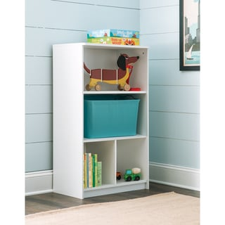 ClosetMaid KidSpace White 3 Tier Bookcase