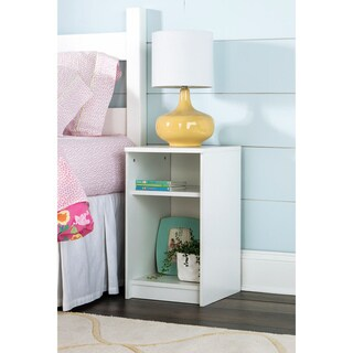 ClosetMaid KidSpace White Cubby Storage Table