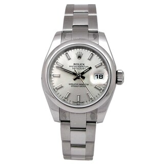 Pre-Owned Rolex Women's 26mm Stainless Steel Datejust