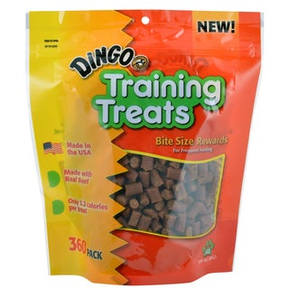 Dingo Dog Training Treats 360 Count
