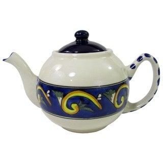Le Souk Ceramique RY56 Stoneware Teapot, Riya