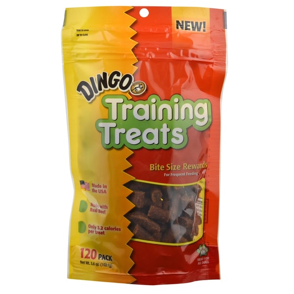 Dingo Training Treats 120 Count
