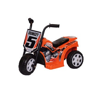 Ride On Racer Motocross Ryan Dungey 6 Volts Battery Powered Bike