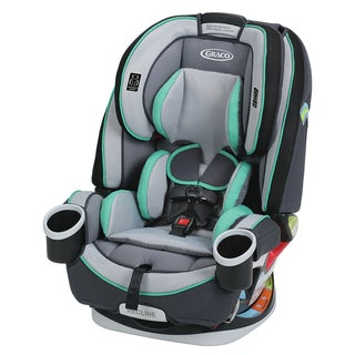 graco smart seat all in one car seat in ryker free shipping today 14151172. Black Bedroom Furniture Sets. Home Design Ideas