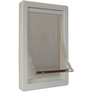 """Ideal Pet Products 7"""" x 10-5/8"""" Small Thermoplastic Pet Door"""