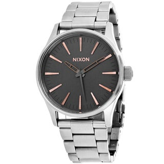 Nixon Men's A450-2064 Sentry 38 SS Watches