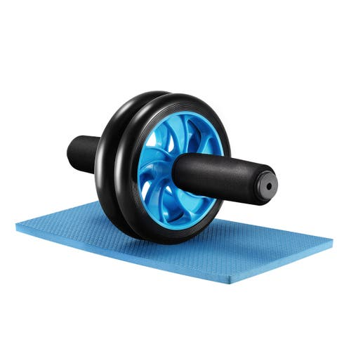 Ab Wheel Roller with Thick Knee Pad