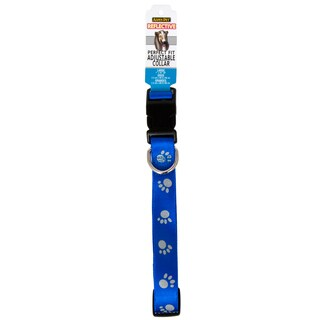 Petmate Adjustable Reflective Dog Collar