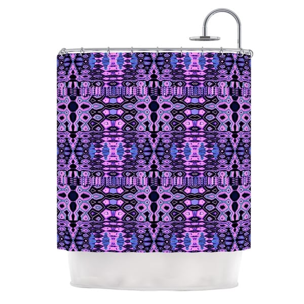 KESS InHouse Nina May Medeaquilt Shower Curtain (69x70)