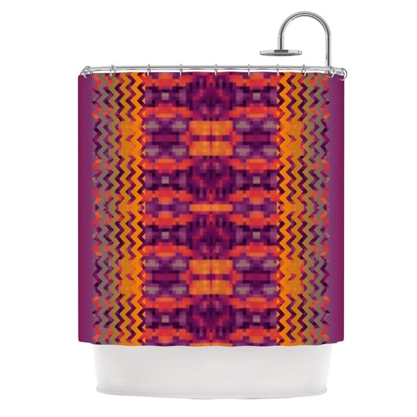 KESS InHouse Nina May Medeasetta Shower Curtain (69x70)