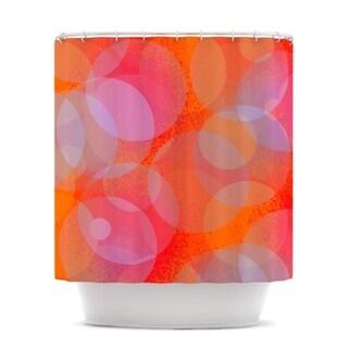 KESS InHouse Marianna Tankelevich Six Shower Curtain (69x70)