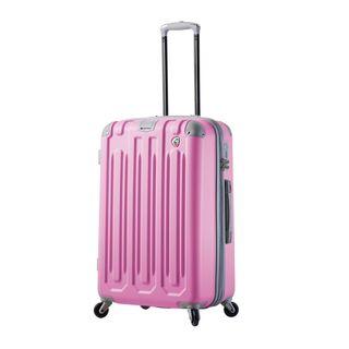Mia Toro ITALY Gelato 26-inch Hardside Spinner Upright Suitcase