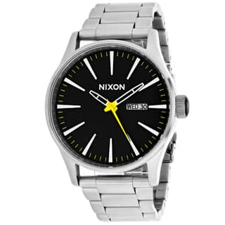Nixon Men's A356-1227 Sentry SS Watches|https://ak1.ostkcdn.com/images/products/15096469/P21584212.jpg?impolicy=medium