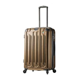 Mia Toro ITALY Lustro 28-inch Hardside Spinner Upright Suitcase