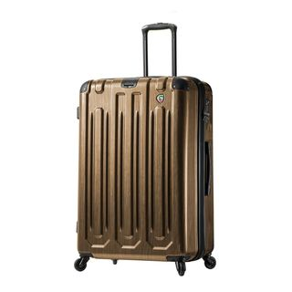 Mia Toro ITALY Lustro 31-inch Hardside Spinner Upright Suitcase