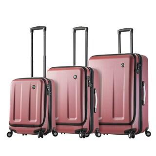 Mia Toro ITALY Esotico 3-piece Hardside Spinner Luggage Set
