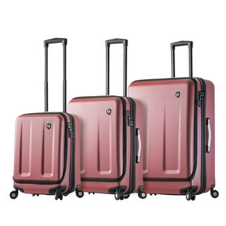 Mia Toro ITALY Esotico 3-piece Hardside Spinner Luggage Set