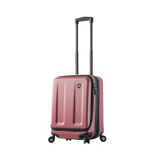 Mia Toro ITALY Esotico 20-inch Carry-On Hardside Spinner Upright Suitcase