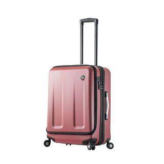 Mia Toro ITALY Esotico 24-inch Hardside Spinner Upright Suitcase