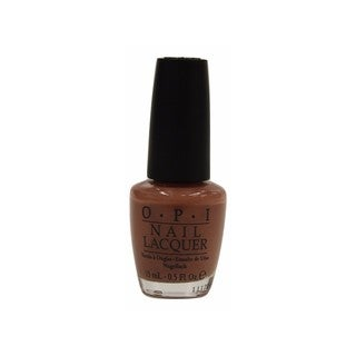 OPI Nail Lacquer Chocolate Moose