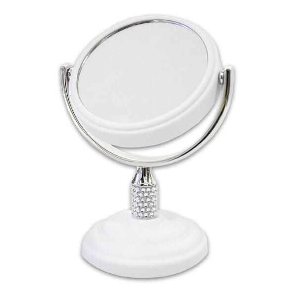 Vanity Mirror.Galvin Mini 2 Way 3 Inch Vanity Mirror