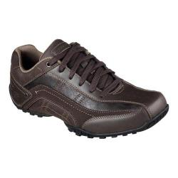 Men's Skechers Citywalk Elendo Sneaker Chocolate