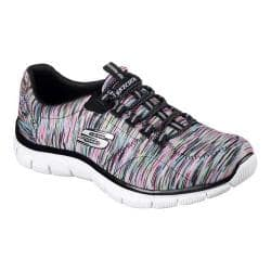 Women's Skechers Relaxed Fit Empire Game On Walking Shoe Black/Multi|https://ak1.ostkcdn.com/images/products/151/58/P20514572.jpg?impolicy=medium