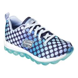 Girls' Skechers Skech-Air Dotty Daze Trainer Navy/Blue