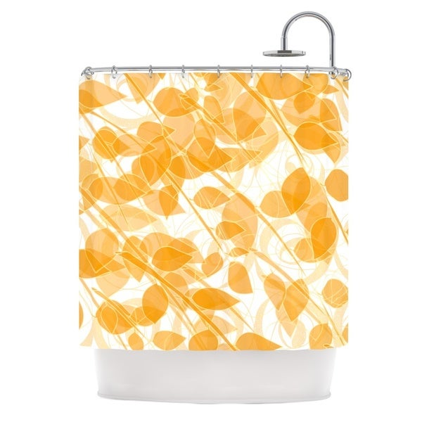 KESS InHouse Anchobee Summer Shower Curtain (69x70)