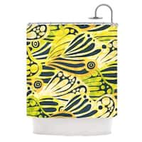 KESS InHouse Anchobee Papalote Shower Curtain (69x70)