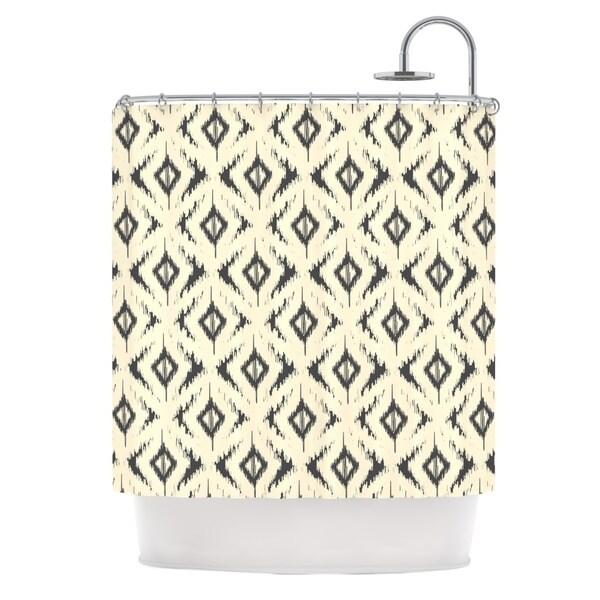 KESS InHouse Amanda Lane Moonrise Diaikat Shower Curtain (69x70)