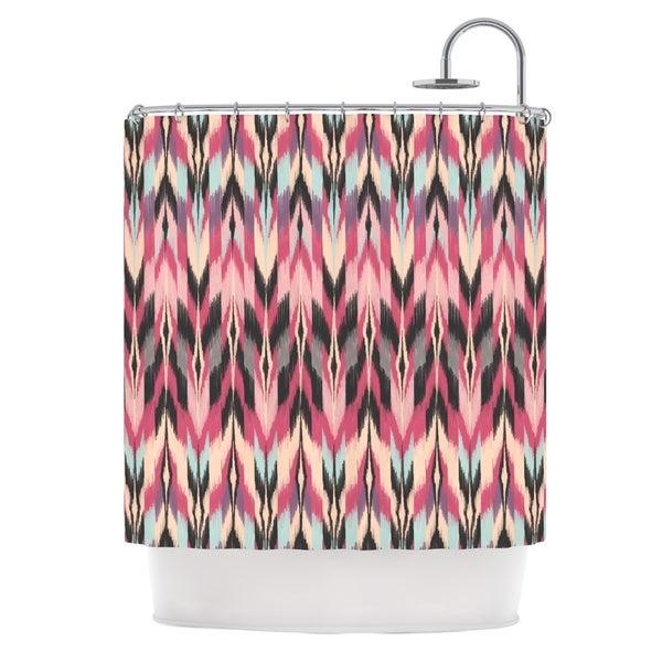 KESS InHouse Amanda Lane Dreamhaze Tribal Shower Curtain (69x70)