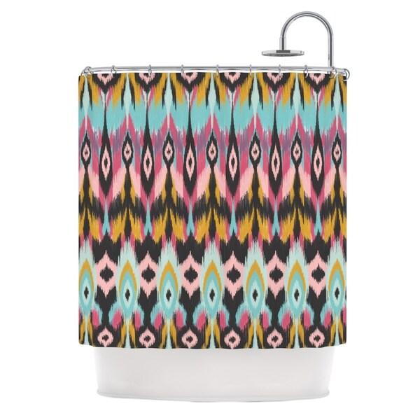 KESS InHouse Amanda Lane Bohotribal Shower Curtain (69x70)