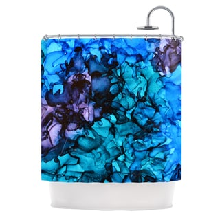 KESS InHouse Claire Day Lucid Dream Shower Curtain (69x70)