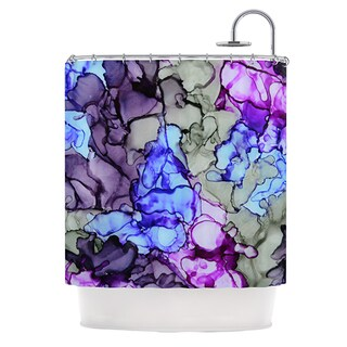 KESS InHouse Claire Day String Theory Shower Curtain (69x70)