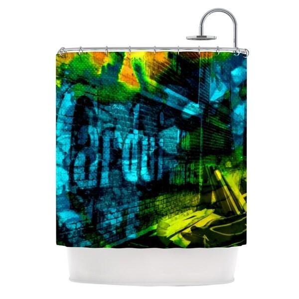 KESS InHouse Claire Day Radford Shower Curtain (69x70)
