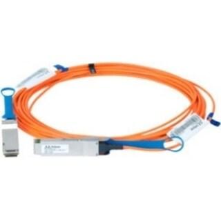 Mellanox Active Fiber Cable, ETH 100GbE, 100Gb/s, QSFP, 5m