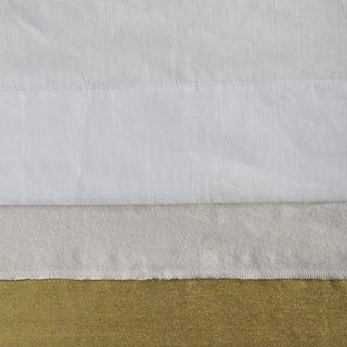 Exclusive Fabrics Cotton Silk Curtain