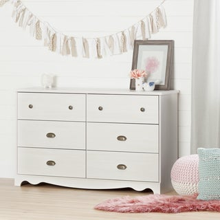 South Shore Caravell 6-Drawer Double Dresser